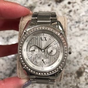 🚫SoLD PRIVATELY🚫 Armani Exchange watch